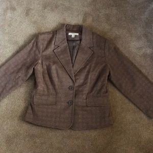 Merona 3/4 length sleeve jacket